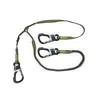 Spinlock Performance Safety Line Elasticated Clip 3 Units