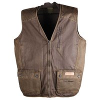 Somlys Aged Leather Style Vest