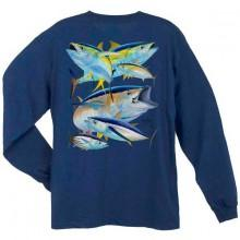 Guy harvey Tuna Collage