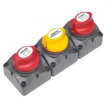 Bep marine Two Dedicated Battery Banks Horizontal