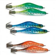 Yo-zuri Bubblin Squid Jig Aurora SQ Jig Ultra Type 60