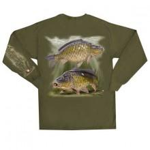 Flying fisherman Carp Military